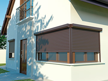 Ultimately there are 8 Roller Shutter Benefits