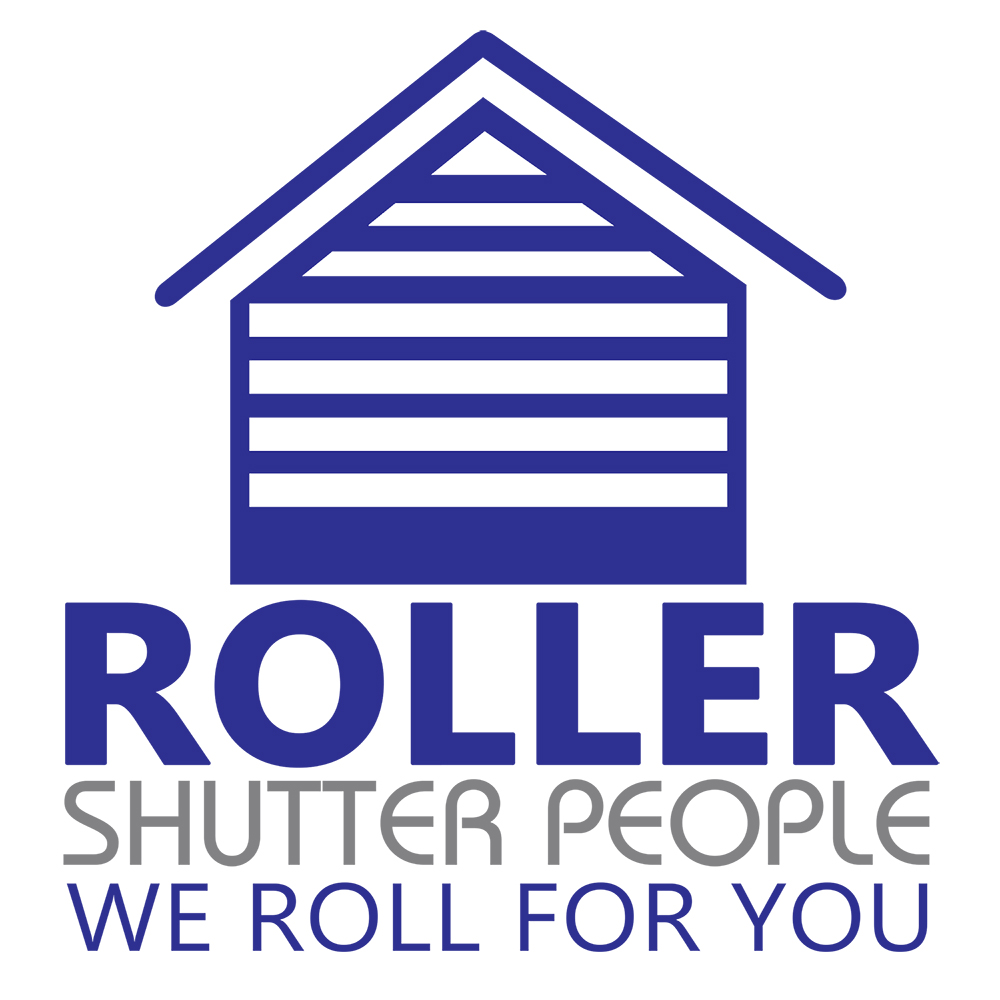Roller Shutter People Logo