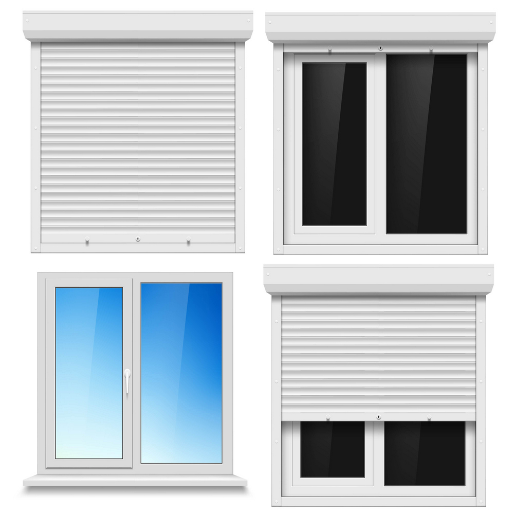Roller Shutters Shellharbour Visual Diagram Roller Shutter People