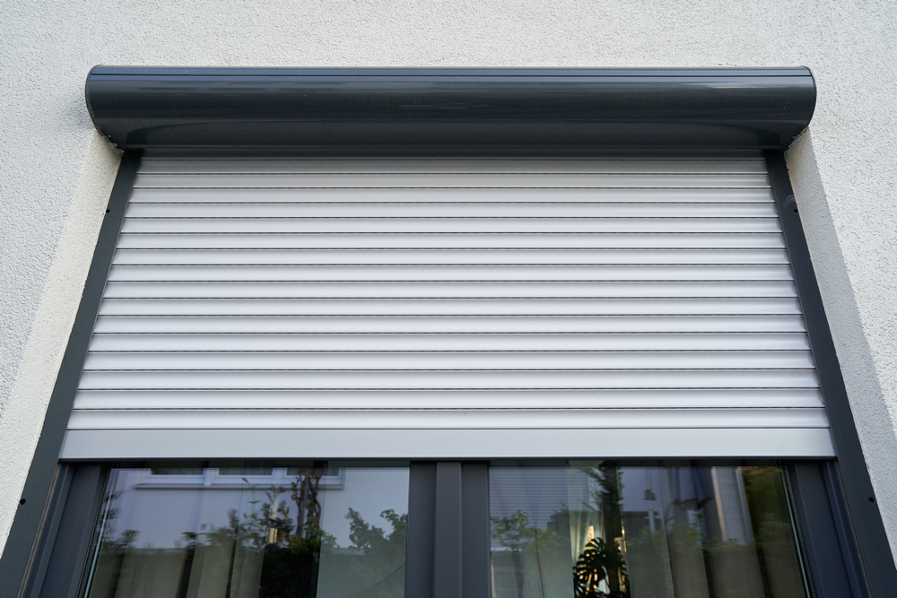 Light Modern Roller Shutter - Roller Shutter People