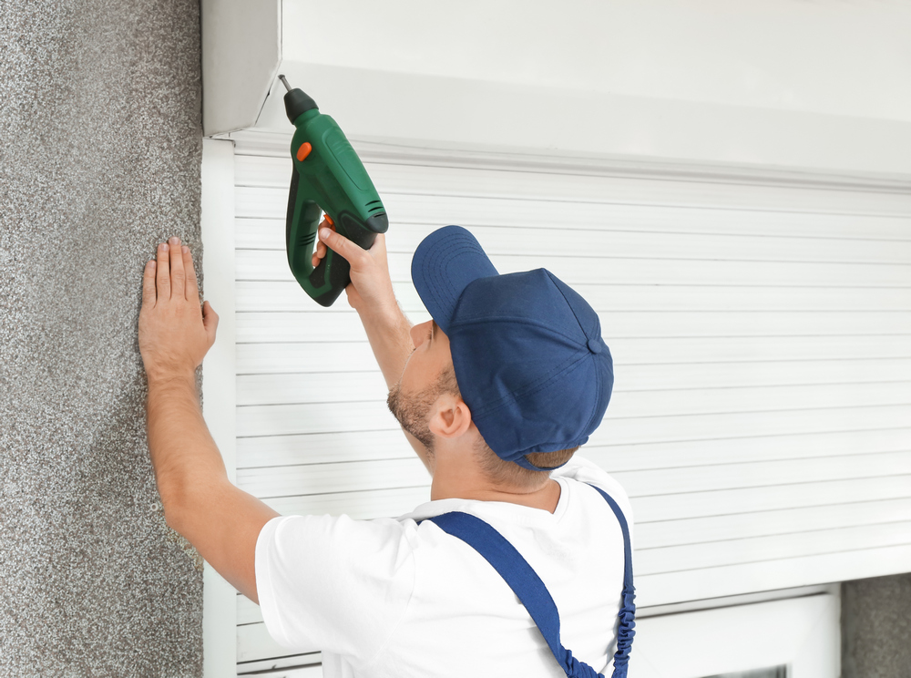 Professional Installation Qualified Tradespeople - Roller Shutter People