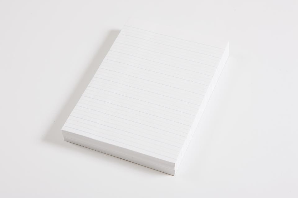 Measure Roller Shutters A4 Paper - Roller Shutter People