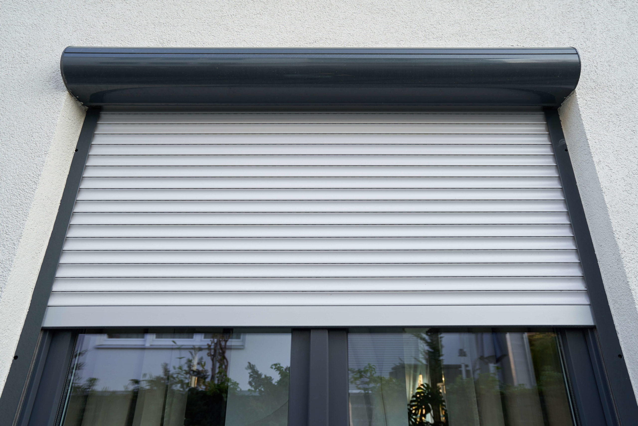 Security Assumed with Roller Shutters
